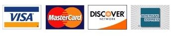 our online services accepts all major credit/debit cards